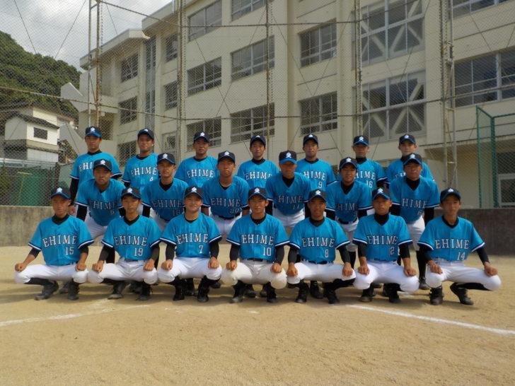 愛媛県選抜2019