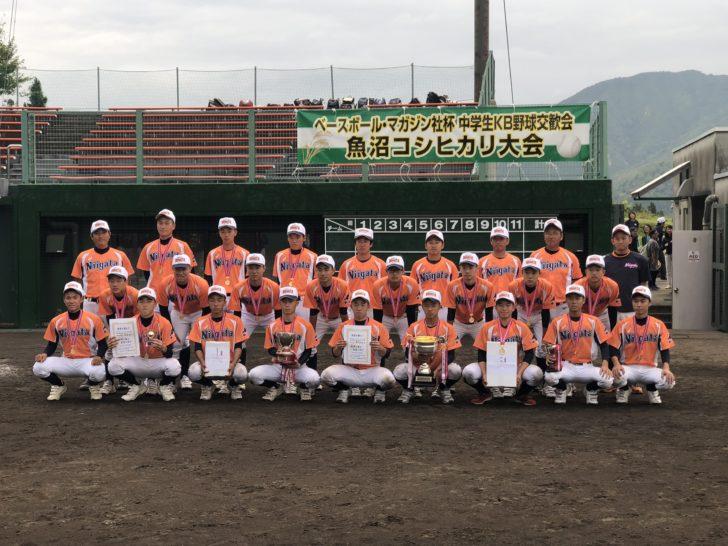 新潟県選抜2019