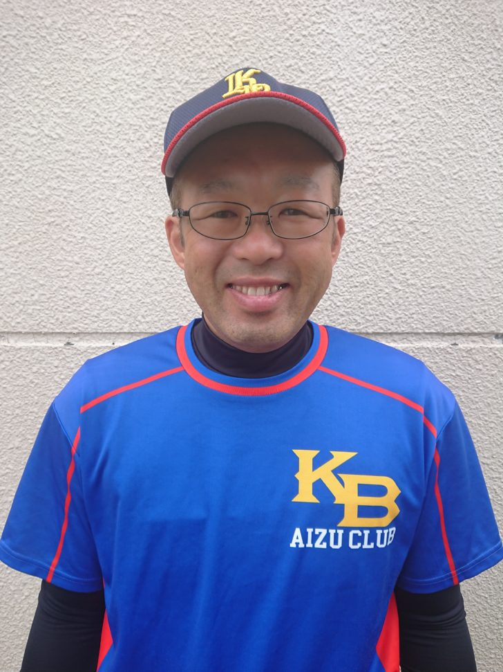 舘内 秀仁 団長(コーチ)2019
