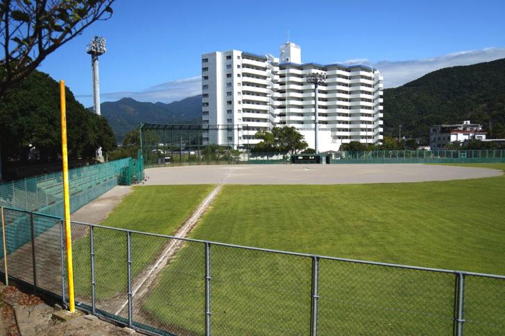 丸山スポーツ公園野球場2019