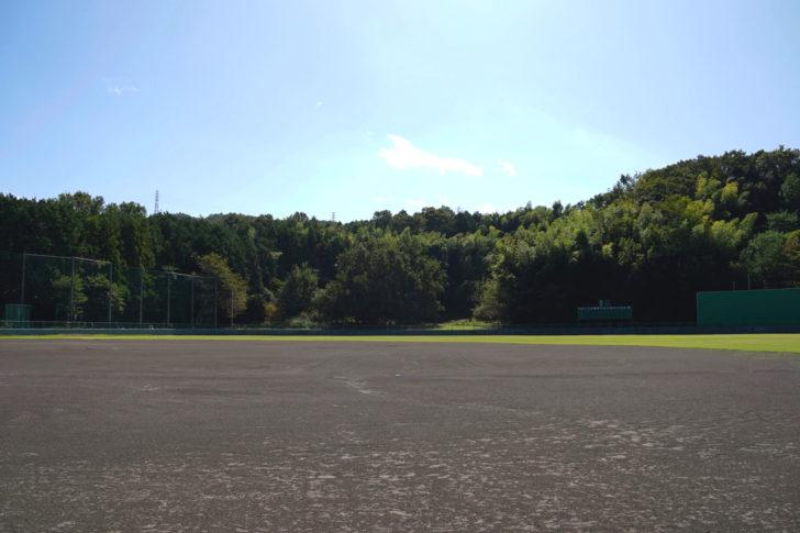 韮山運動公園野球場2019