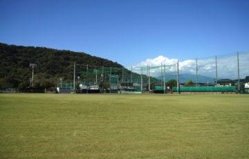 清水町営野球場2019
